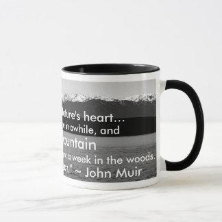 Climb a Mountain Mug
