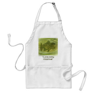 Climb Every Mountain Standard Apron