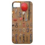 Climber's Equipment -- Mountain Climbing Gear iPhone 5 Cover