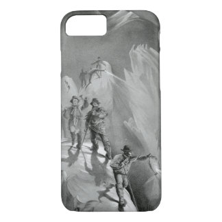 Climbing at Night, from 'Ten Scenes in the Last As iPhone 8/7 Case