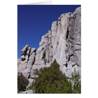 Climbing at the City of Rocks National Reserve Card