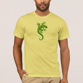 Climbing Green Gecko T-Shirt
