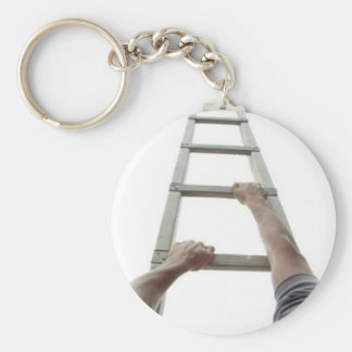 Climbing Jacob's Ladder Key Ring