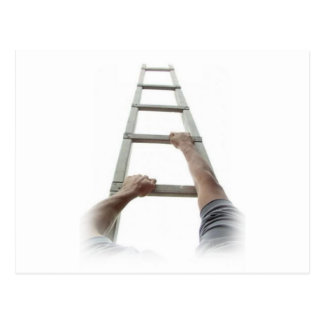 Climbing Jacob's Ladder Postcard