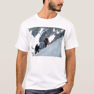 Climbing Mont Blanc T-Shirt