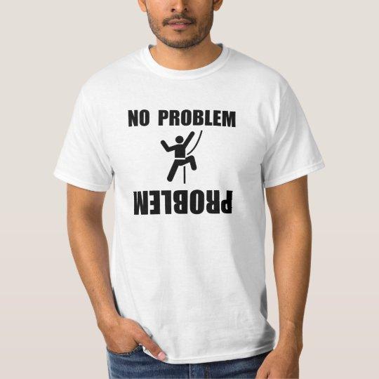 Climbing Problem T-Shirt