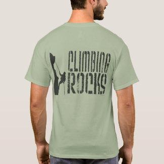 Climbing Rocks T-Shirt