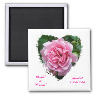 Climbing Rose Coordinating Items Square Magnet