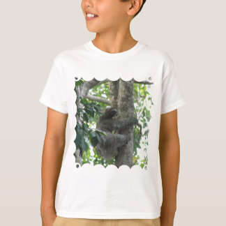 Climbing Sloth Youth T-Shirt