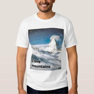 Climbing the Matterhorn Shirt