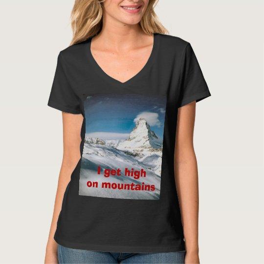Climbing the Matterhorn T-Shirt