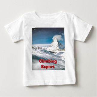 Climbing the Matterhorn Tshirt