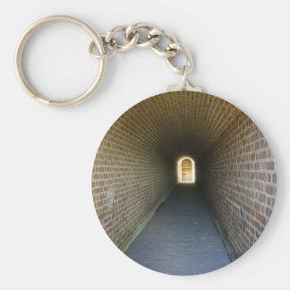Clinch Hall Key Chain