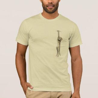 Clingy Weimaraner T-Shirt