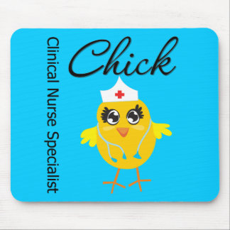 Clinical Nurse Specialist Chick v1 Mouse Pad