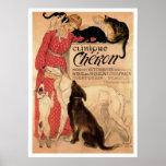 Clinique Cheron Poster