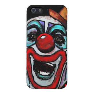 Clinko the Clown iPhone 5/5S Cases