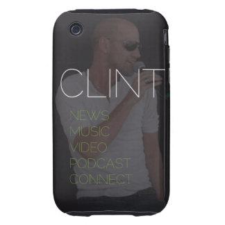 CLINT - TOUGH Case-Mate Tough iPhone 3 Case