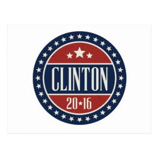 CLINTON 2016 STARCIRCLE -.png Postcards