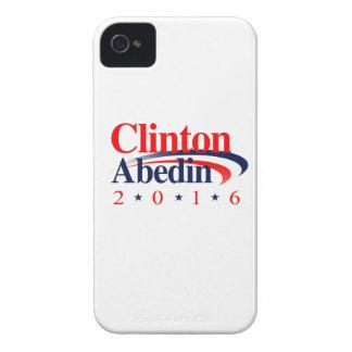 CLINTON ABEDIN 2016 iPhone 4 Case-Mate CASE