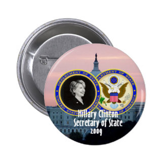 Clinton  Button