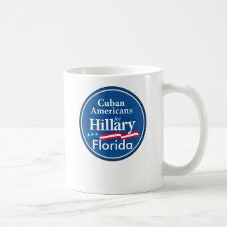Clinton CUBANS FLORIDA Mug