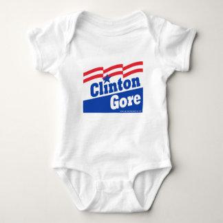 clinton-gore baby bodysuit