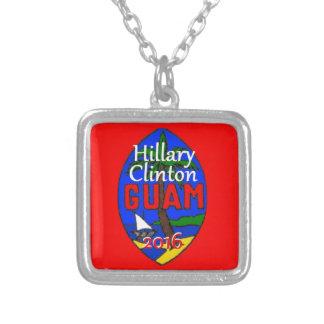 Clinton Guam 2016 Personalized Necklace