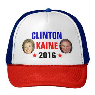 CLINTON KAINE 2016 CAP