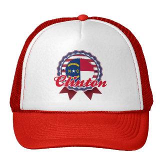 Clinton, NC Trucker Hat