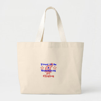 Clinton REPUBLICAN Bag