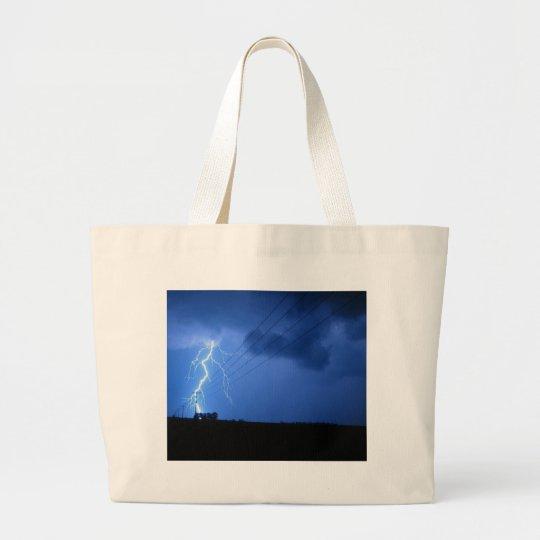 clinton storm large tote bag