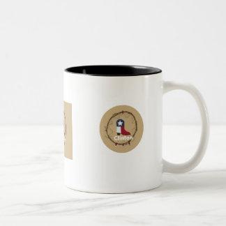 Clinton TEXAS  Mug