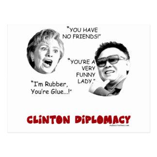 clintondiplomacy3 postcard