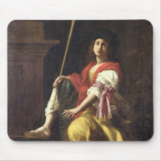 Clio, Muse of History, 1624 Mouse Mat