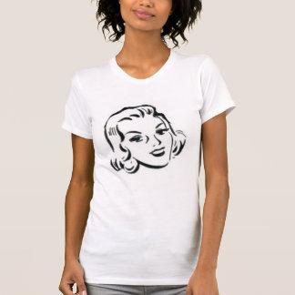 Clip art Woman Tshirts