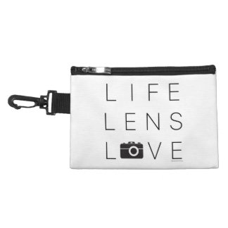 Clip on accessory pouch for your camera bag