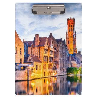 Clipboard Bruges