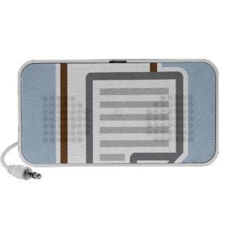 Clipboard Icon vector iPhone Speaker