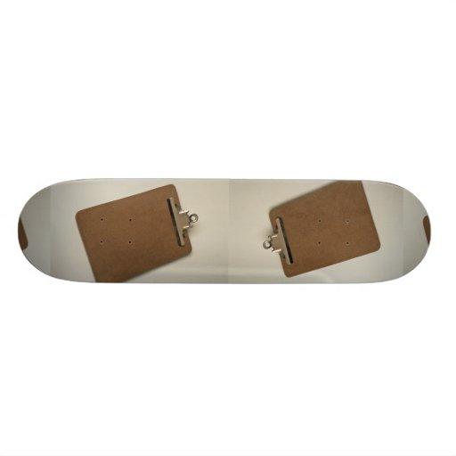 Clipboard Photo Skate Boards