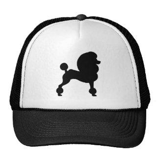Clipped Standard Poodle Cap