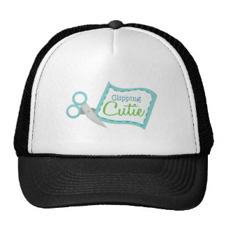 Clipping Cutter Hat