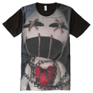 'Clive' Voodoo Doll T-Shirt All-Over Print T-Shirt