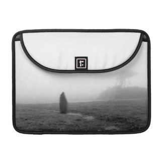 Cloaked Wanderer Macbook Flap Sleeve