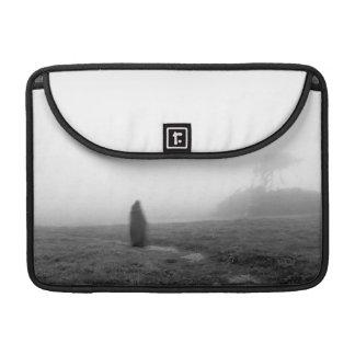 Cloaked Wanderer Macbook Flap Sleeve MacBook Pro Sleeve