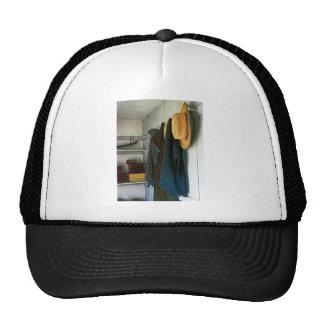 Cloakroom Cap