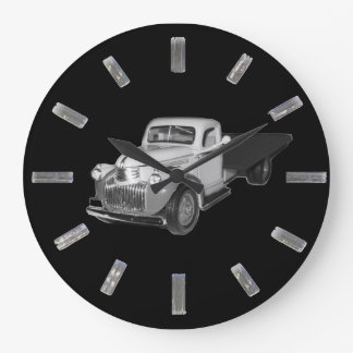 Clock, 1941 - 1942 Chevrolet Truck, Chev, Chevy Large Clock