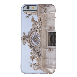 Clock and Bell, Vatican City, Rome, Italy Barely There iPhone 6 Case