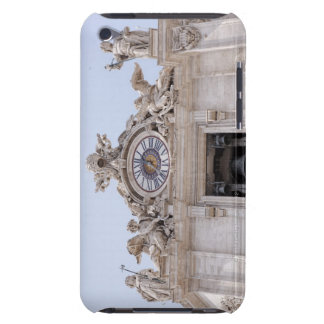 Clock and Bell, Vatican City, Rome, Italy iPod Touch Case