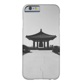 Clock asian building barely there iPhone 6 case